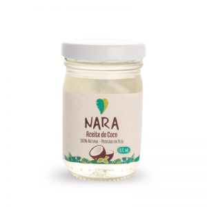 Aceite de coco 100% natural 100mL- Nara
