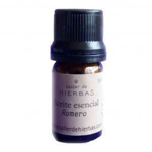 Aceite esencial de Romero – Taller de Hierbas