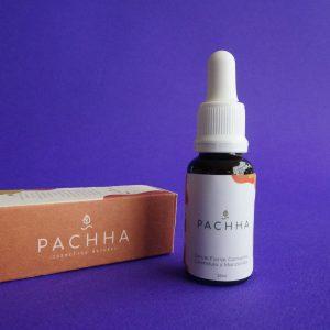 Serum facial de cléndula y manzanilla – Pachha