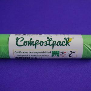 Bolsa compostable pequeña – Cpack
