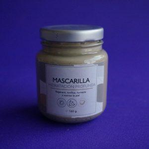 Mascarilla hidratación profunda -Botánica
