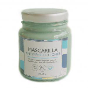 Mascarilla antimperfecciones – Botánica