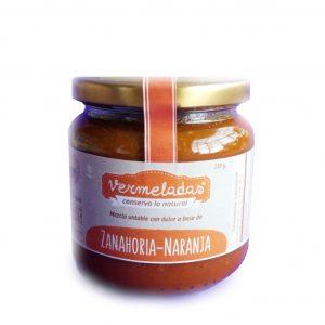 Mezcla untable de Zanahoria y Naranja -Vermeladas