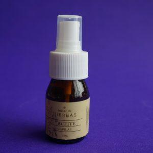 Aceite capilar