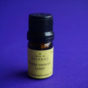 Aceite esencial de Limón – Taller de Hierbas