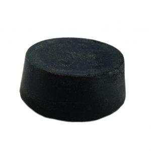 Jabón corporal y facial artesanal de carbón activado – Ashkali