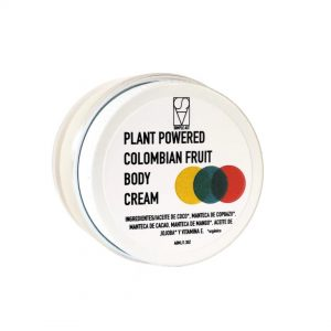 Crema hidratante corporal frutas colombianas – Simple As!