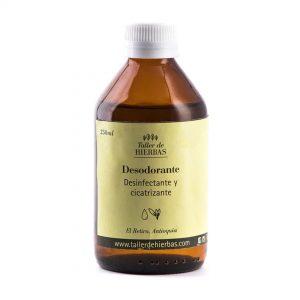 Desodorante natural -Taller de Hierbas