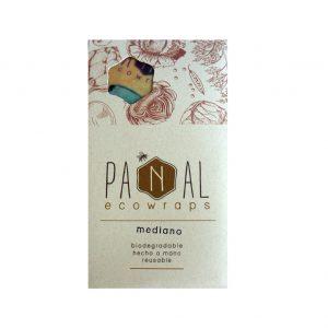 Eco envolturas (ecowraps individual) Panal