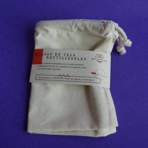 Bolsa reutilizable individual de tela -Genealogy