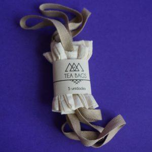 Bolsa para té – Genealogy