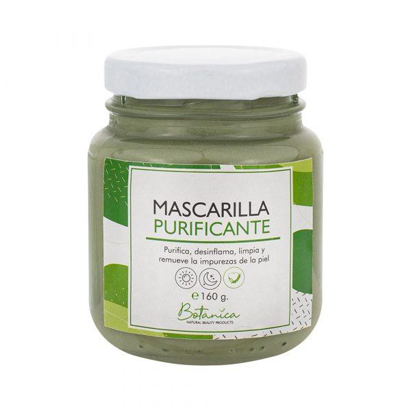 Mascarilla purificante Botanica