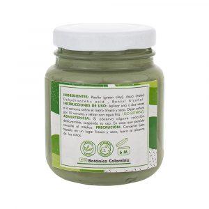 Mascarilla purificante – Botánica
