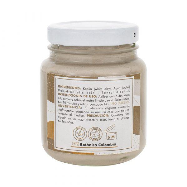 Mascarilla hidratacion profunda- Botanica Ecomuwa
