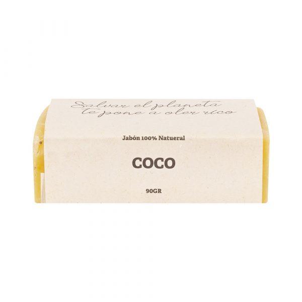 Jabon organico de coco Oiris - Muwa