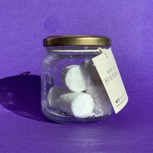 Bomba hidratante de lavanda – Taller de Hierbas