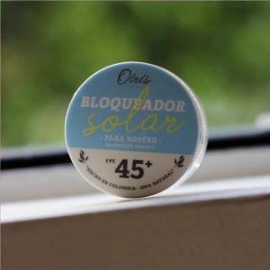 Bloqueador solar piel mixta a grasa- Oiris