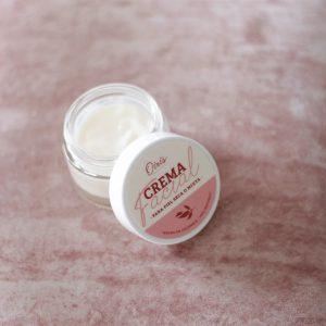 Crema facial para piel seca o madura – Oiris